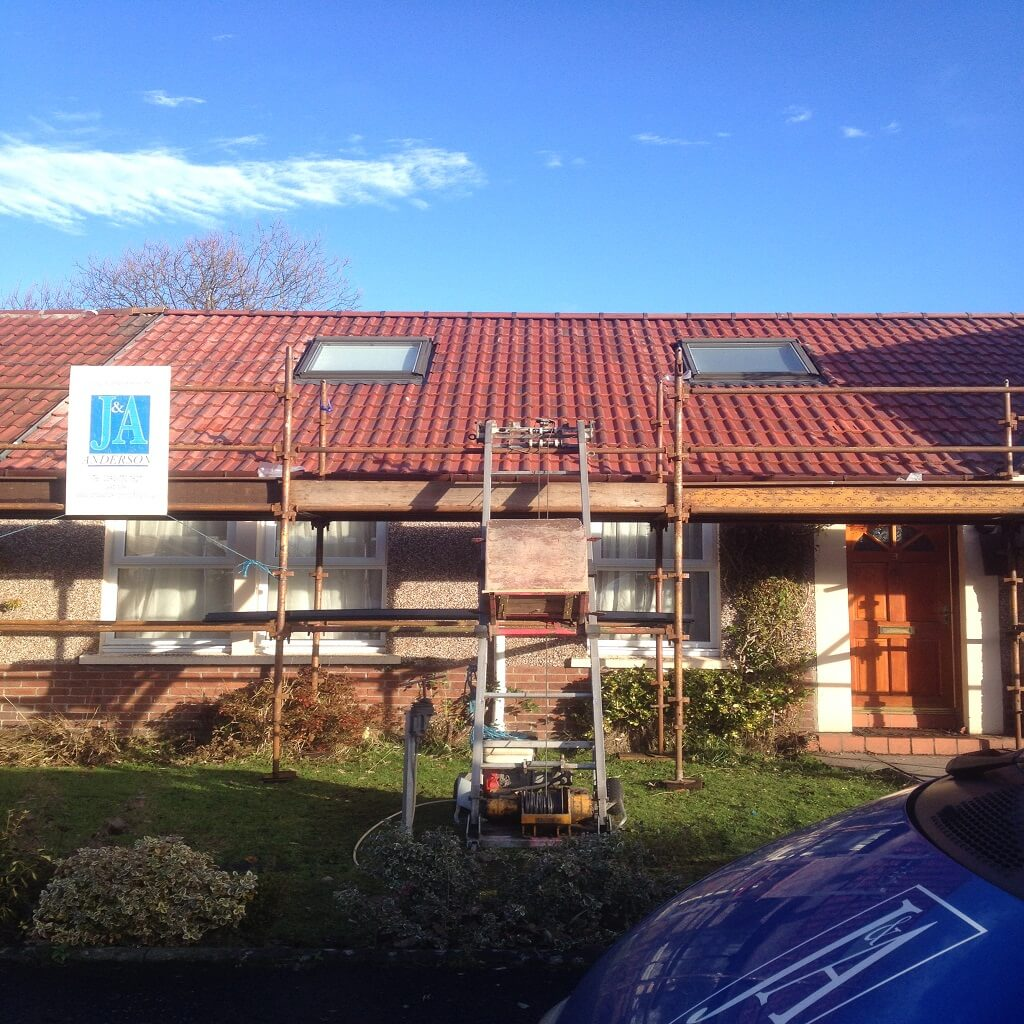 Roofers Glasgow J Amp A Anderson Roofing Ltd Roof Services