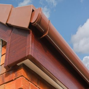 uPVC fascias and soffits in glasgow, scotland